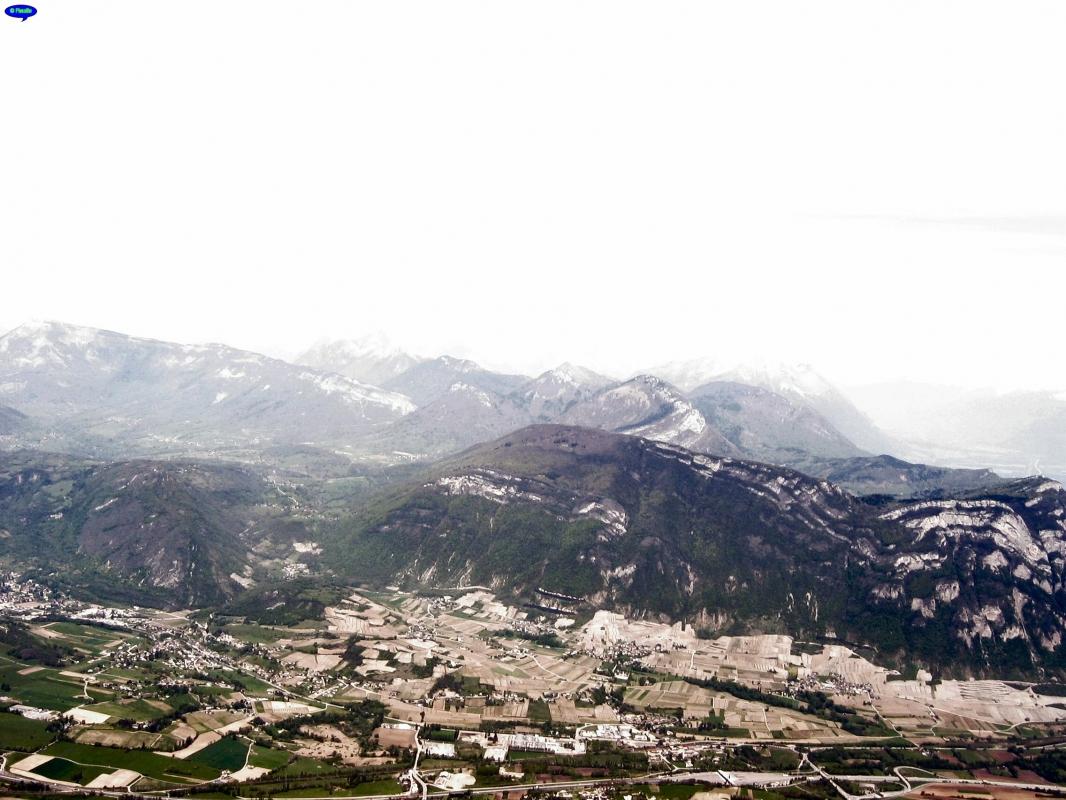 Le mont Gelas
