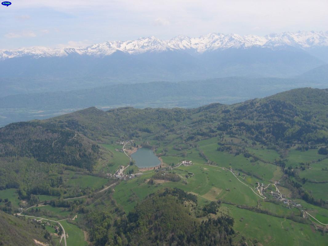 Lac de la Thuile